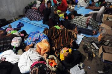 Life Divan Untuk Pengungsi Garut