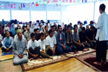 Donasi pembangunan Masjid Kitakyushu Jepang