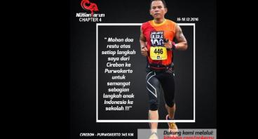#NusantaRun 4 Charity - Erry