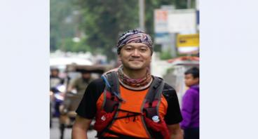 #NusantaRun 4 Charity - Nicky