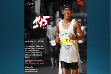 #NusantaRun 4 Charity - Antok