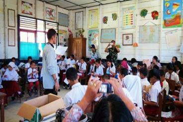 #NusantaRun 4 Charity - Taufan