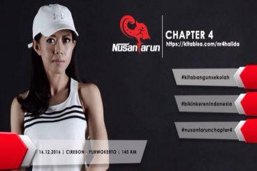 #NusantaRun 4 Charity - Halida