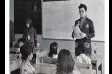 #NusantaRun 4 Charity - Ezra