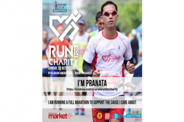 Run For Charity - Pranata