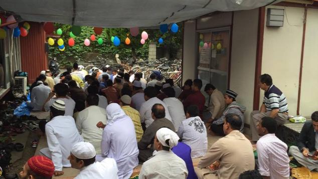 Infaq Cinta Masjid Tsukuba Jepang