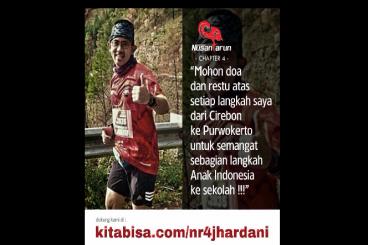 #NusantaRun 4 Charity - Dani