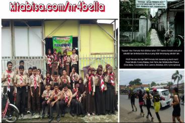 #NusantaRun 4 Charity - Bella