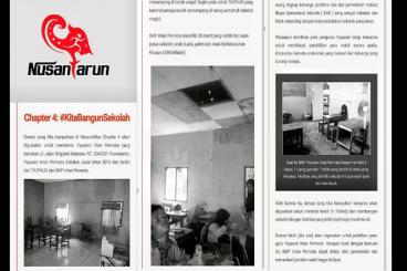 #NusantaRun 4 Charity - Adi Owu
