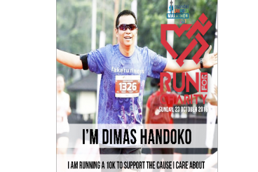 Run for Charity - Dimas