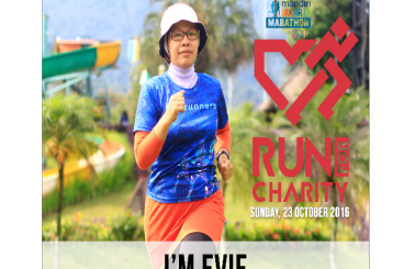Run for Charity - Evie