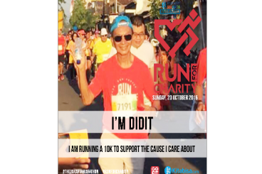 Run for Charity - Didit