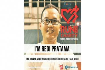 Run for Charity - Redi