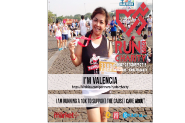 Run for Charity - Valencia
