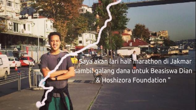 Run for Charity - Alfatih Timur