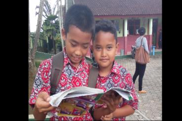 Mari Bantu Desa Susukan Dengan Ilmu Pengetahuan