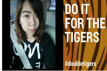 #DoubleTigers - Upload foto dapat aksesoris gratis