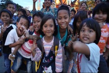 #TeamSahabatAnak for education of street kids