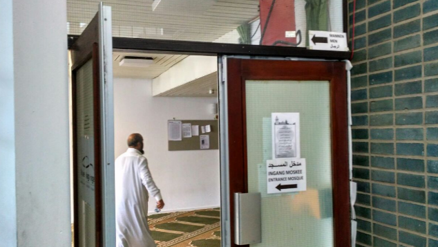 Wakaf Masjid Wageningen, Belanda