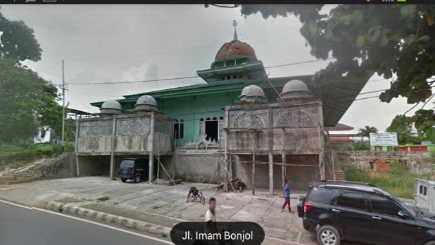 Contoh Proposal Bantuan Dana Pembangunan Menara Masjid ...