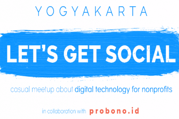 Let's Get Social Yogyakarta - Workshop for NGO