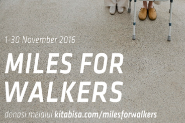 Miles for Walkers