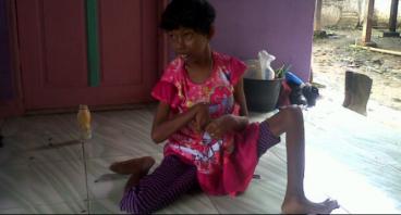 Gadis Berkebutuhan Khusus di Subang Ingin Mandiri