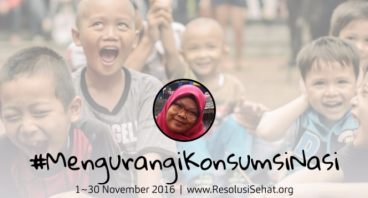 #ResolusiSehat – Septi