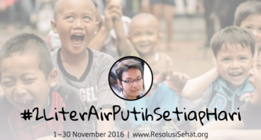 #ResolusiSehat – Arief