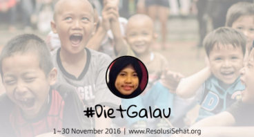 #ResolusiSehat – Aulia