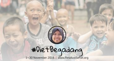 #ResolusiSehat – Riza