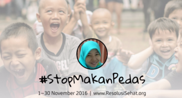 #ResolusiSehat – Retno