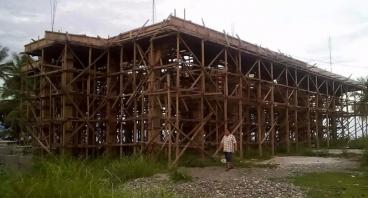 Bantu Saudara kita di Filipina Bangun Masjid
