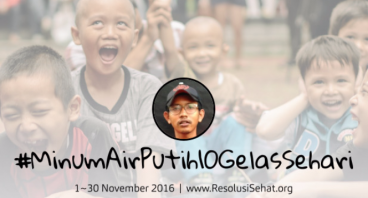 #ResolusiSehat – Achmad