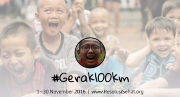 #ResolusiSehat – Azmi