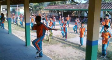 Mohon bantuan rehap gedung Madrasah kami