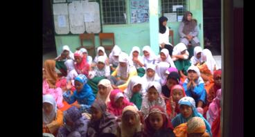 Musholla dan Madrasah untuk Yatim Piatu dan Dhuafa