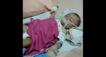Bantu Biaya Pengobatan Tumor Ganas Arzaher Aditya