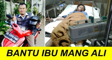 Alumni Albinaa Bantu Ibu Mang Ali