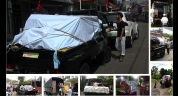 Mobil Jemput Infaq