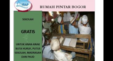 RUMAH PINTAR BOGOR (  PAUD, MADRASAH, PKBM)