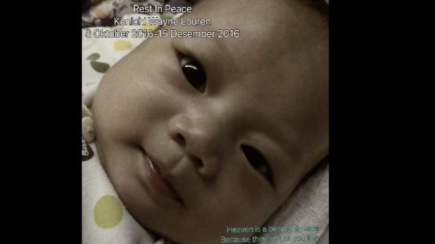 Bantu Baby Kenichi untuk operasi jantung