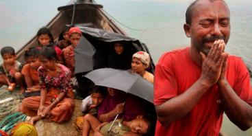 Aksi Nyata Membantu Etnis Rohingya