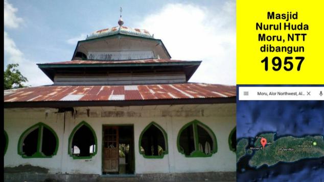 Selamatkan Masjid Terpencil yang Hampir Roboh