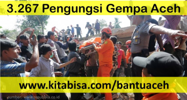 Bantu Gempa Aceh