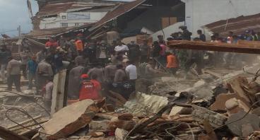 Bantuan Donasi Korban Gempa Aceh