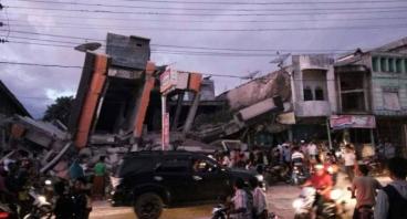 Bantu Saudara Kita Yang Tertimpa Gempa Di Aceh