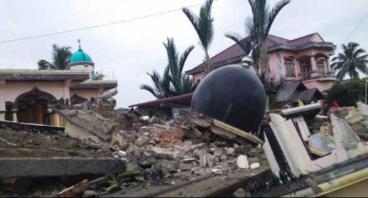 Peduli Korban Gempa Aceh
