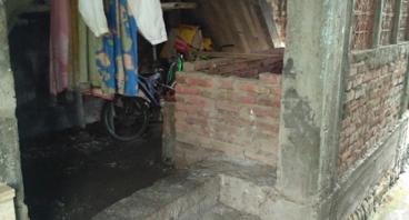 Pembuatan Tempat Wudhu