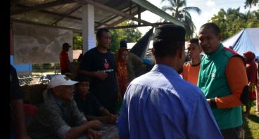 Peduli Gempa di Pidie Jaya, Aceh